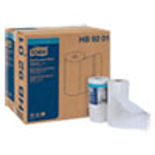 Tork Handi-Size Perforated Roll Towel  2-Ply  11 x 6 75  White  120 Roll  30 CT (TRKHB9201)