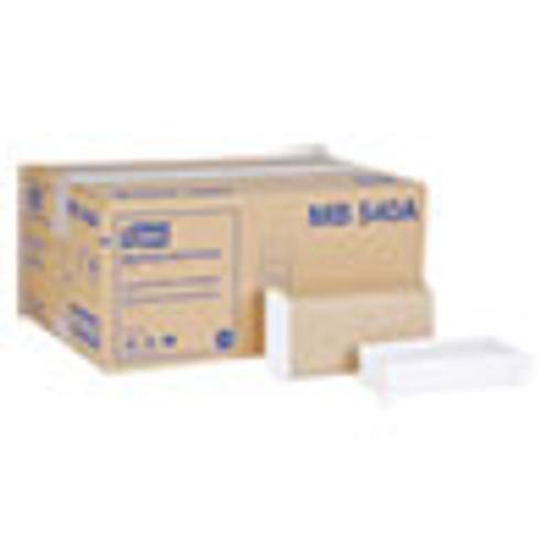 Tork Universal Multifold Hand Towel  9 13 x 9 5  White  250 Pack 16 Packs Carton (TRKMB540A)