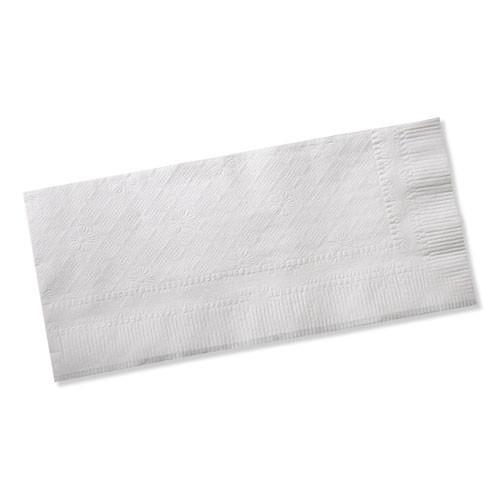Tork Universal Dinner Napkins  1-Ply  15  x 17   1 8 Fold  White  3000 Carton (TRKN5181A)