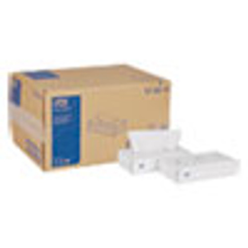 Tork Advanced Facial Tissue  2-Ply  White  Flat Box  100 Sheets Box  30 Boxes Carton (TRKTF6810)