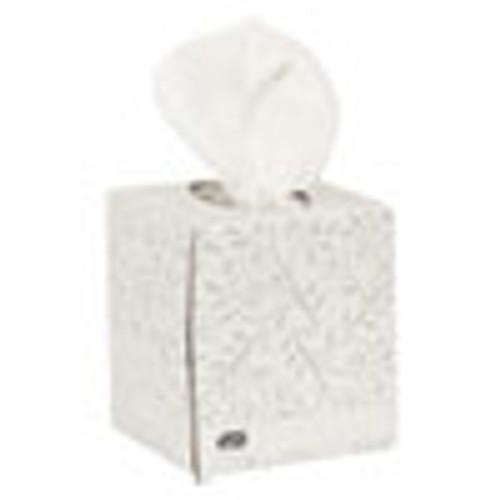 Tork Advanced Facial Tissue  2-Ply  White  Cube Box  94 Sheets Box  36 Boxes Carton (TRKTF6830)