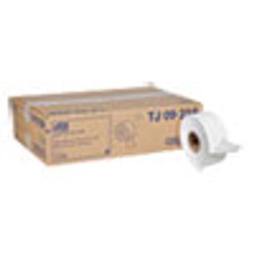 Tork Universal Jumbo Bath Tissue  Septic Safe  2-Ply  White  3 48  x 1 000 ft  12 Carton (TRKTJ0922A)