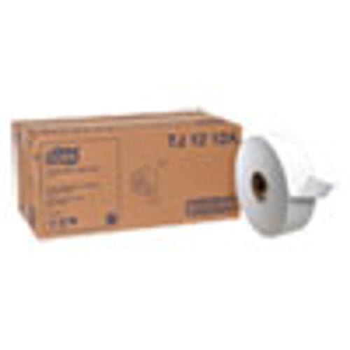 Tork Universal Jumbo Bath Tissue  Septic Safe  1-Ply  White  3 48  x 4 000 ft  6 Carton (TRKTJ1212A)