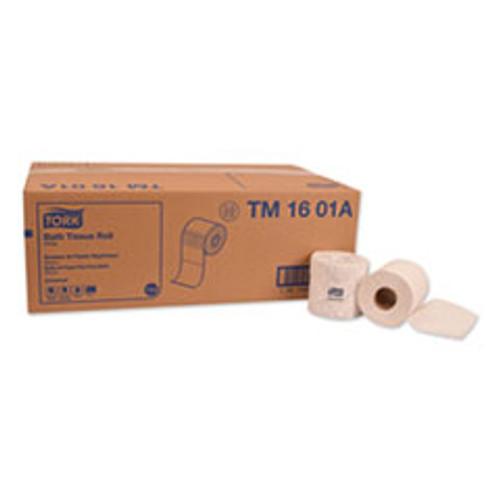 Tork Universal Bath Tissue  Septic Safe  2-Ply  White  500 Sheets Roll  48 Rolls Carton (TRKTM1601A)