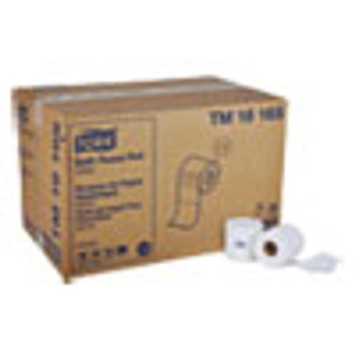 Tork Universal Bath Tissue  Septic Safe  2-Ply  White  500 Sheets Roll  96 Rolls Carton (TRKTM1616S)