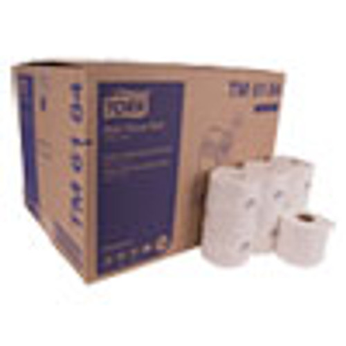 Tork Advanced Bath Tissue  Septic Safe  2-Ply  White  550 Sheets Roll  80 Rolls Carton (TRKTM6184)