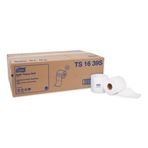 Tork Universal Bath Tissue  Septic Safe  1-Ply  White  1000 Sheets Roll  48 Rolls Carton (TRKTS1639S)