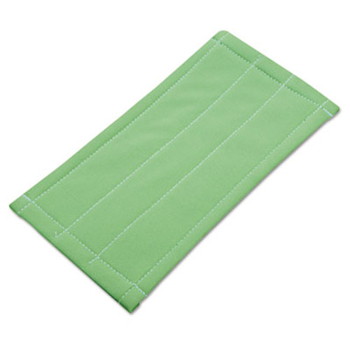 Unger Microfiber Cleaning Pad  Green  6 x 8 (UNGPHL20)