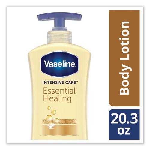 Vaseline Intensive Care Essential Healing Body Lotion  20 3 oz  Pump Bottle (UNI07900EA)
