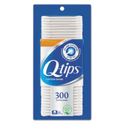 Q-tips Cotton Swabs  Antibacterial  300 Pack  12 Carton (UNI17900CT)