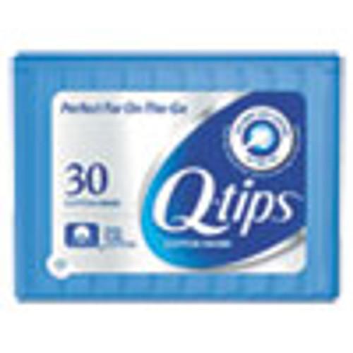 Q-tips Cotton Swabs  30 Pack  36 Packs Carton (UNI22127)