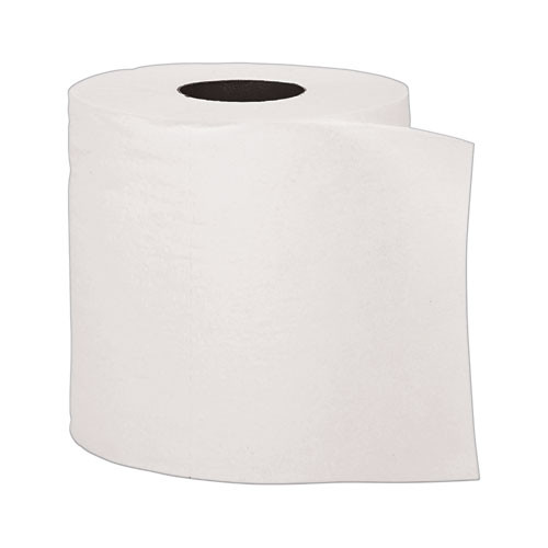 Windsoft Bath Tissue  Septic Safe  2-Ply  White  4 5 x 4 5  500 Sheets Roll  96 Rolls Carton (WIN2200B)