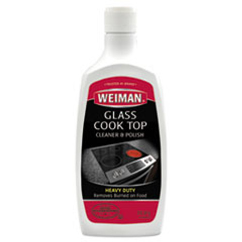 WEIMAN Glass Cook Top Cleaner and Polish  20 oz Squeeze Bottle (WMN137EA)