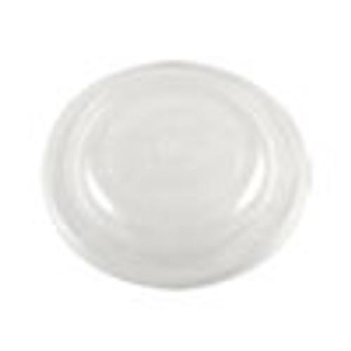 World Centric Fiber Bowl Lids  7 5 x 7 5 x 1  Clear  300 Carton (WORBOLCS24)