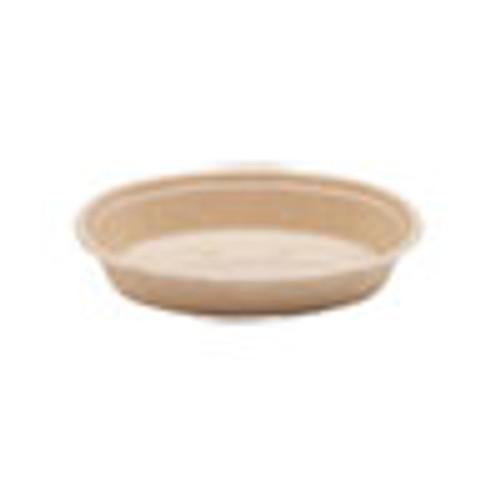 World Centric Fiber Burrito Bowls  8  dia x 1 6   24 oz  Natural  400 Carton (WORBOSCUBBS)