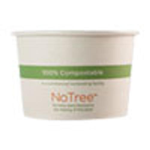 World Centric No Tree Paper Bowls  3 4  dia x 2 3   8 oz  Natural  1 000 Carton (WORBOSU8)