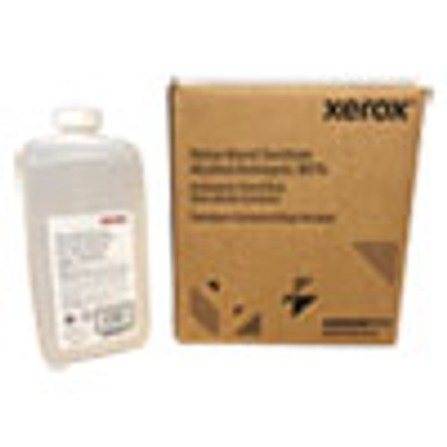 Xerox Hand Sanitizer  0 5 gal Bottle  Unscented  4 Carton (XER008R08111)