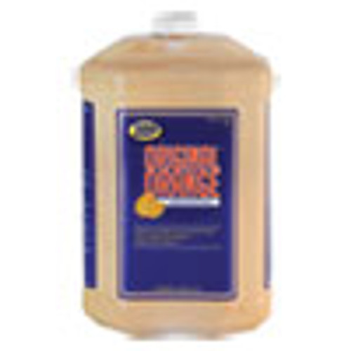 Zep Commercial Original Orange Industrial Hand Cleaner  Orange  1 gal Bottle  4 Carton (ZPE99124)