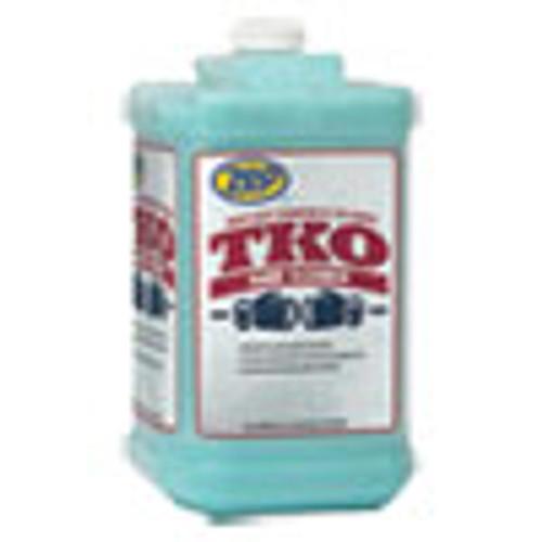 Zep TKO Hand Cleaner  Lemon Lime Scent  1 gal Bottle  4 Carton (ZPER54824)