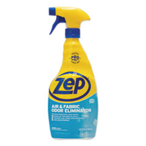 Zep Commercial Air and Fabric Odor Eliminator  Fresh Scent  32 oz Spray Bottle (ZPEZUAIR32EA)