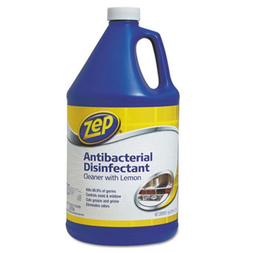 Zep Commercial Antibacterial Disinfectant  1 gal Bottle (ZPEZUBAC128EA)