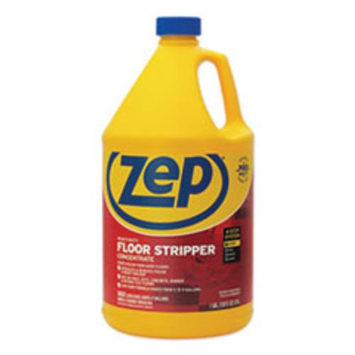Zep Commercial Floor Stripper  Unscented  1 gal  4 Carton (ZPEZULFFS128CT)