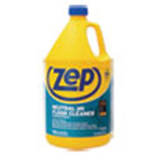Zep Commercial Neutral Floor Cleaner  Fresh Scent  1 gal Bottle (ZPEZUNEUT128EA)