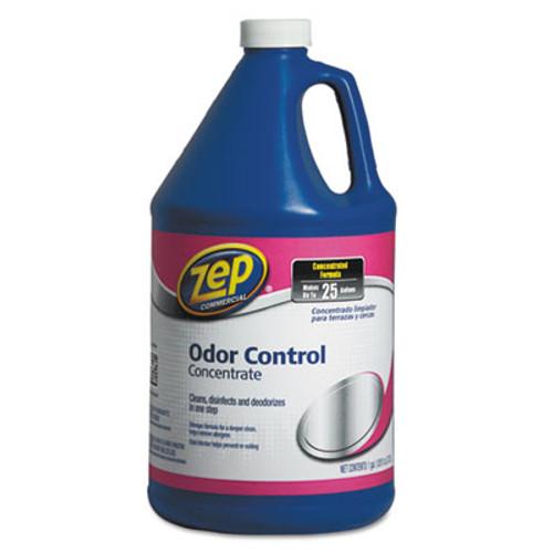 Zep Commercial Odor Control  Lemon  128 oz  Bottle (ZPEZUOCC128EA)