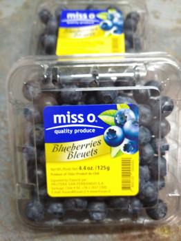 Blueberries buy fresh fruit and vegetables online Malta