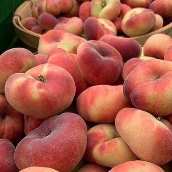 Flat Peaches per kg buy fresh fruit and vegetables online Malta