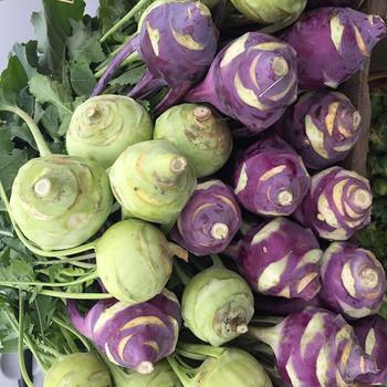 Kohlrabi (Gidra) per piece buy fresh fruit and vegetables online Malta