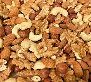 Mixed nuts roasted buy fresh fruit and vegetables online Malta