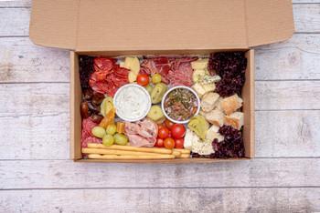 Mediterranean Platter by Gove