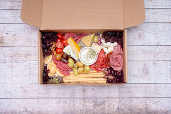Cheese & Cold Cuts Platter by Gove