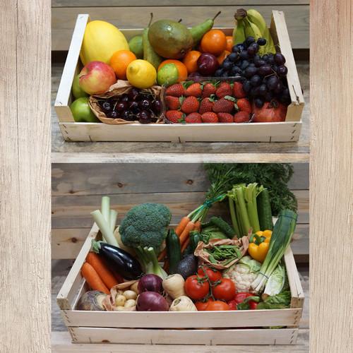 Fruit & Veggie Box buy fresh fruit and vegetables online Malta