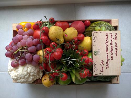 Christmas hampers  buy fresh fruit and vegetables online Malta