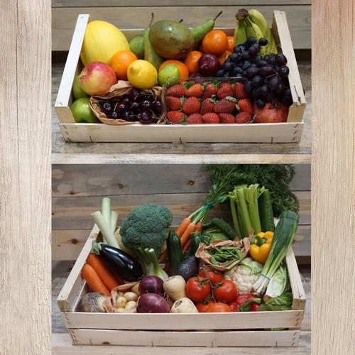 Veggie & Fruit Box buy fresh fruit and vegetables online Malta