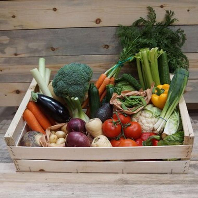Summer Fruit & Veggie Box buy fresh fruit and vegetables online Malta