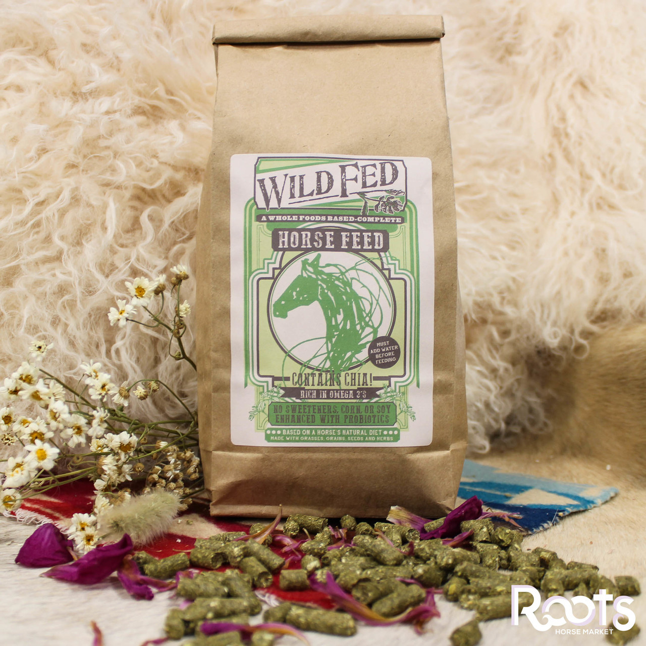 Wild Fed Feed | Sample Bag
