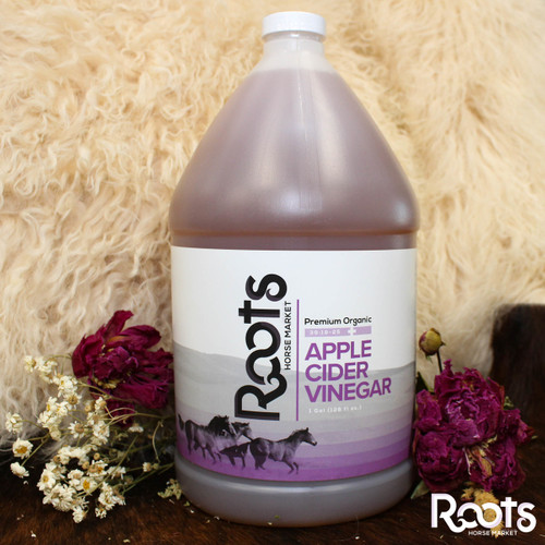 Organic, Raw & Undiluted Apple Cider Vinegar