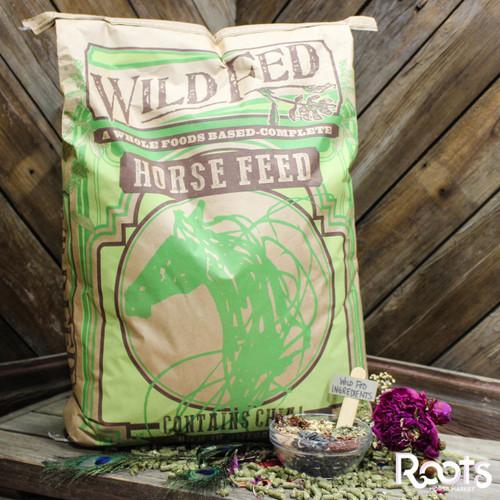 Wild Fed Horse Feed