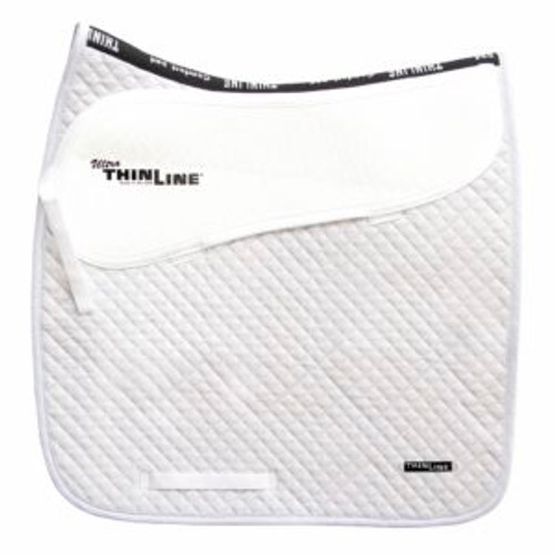 Thinline Dressage Cotton Quilted Pad