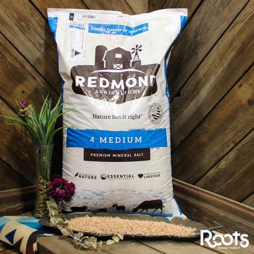 Redmond Trace Mineral Salt #4 Loose