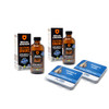 Brain Armor Pro Athlete - 40 DAY STARTER PACK with Omega-3 Test Kits