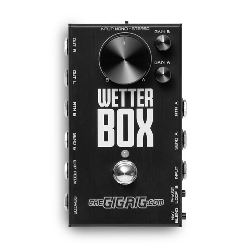 The GigRig Wetter Box