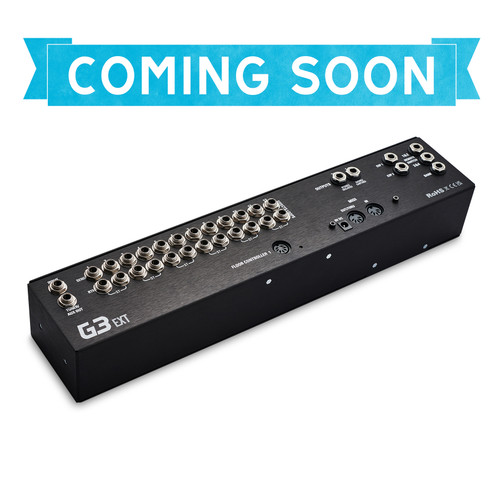*Coming Soon* The GigRig G3 Switching System Extension Kit