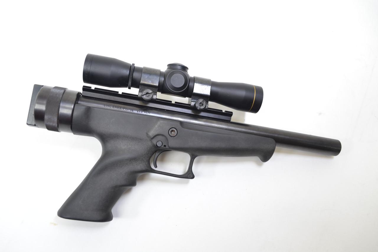 Magnum Research - Lone Eagles (SSP-91),  223 Rem Single Shot Pistol  #44039