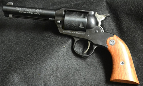 Ruger Bearcat Assembly