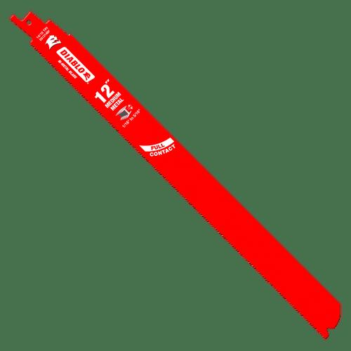 "12"" Bi‑Metal Recip Blade for Medium Metal Cutting"