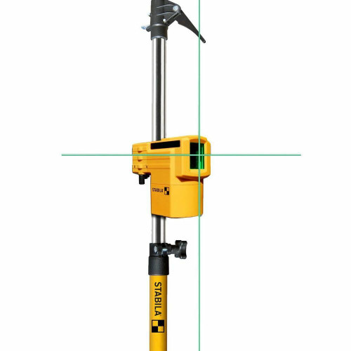 LAX 50 G Line Laser with Telescopic Mount (032656GP)